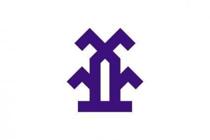 Flag Of Takayama Gifu clip art