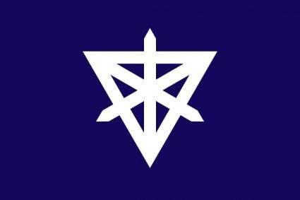 Flag Of Sumida Tokyo clip art