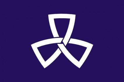 Flag Of Shinagawa Tokyo clip art