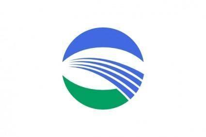Flag Of Sakata Yamagata clip art