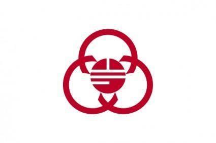 Flag Of Sagamihara Kanagawa clip art