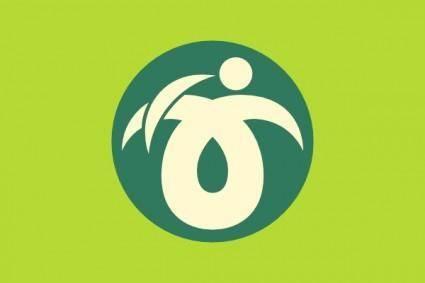 Flag Of Osaki Miyagi clip art