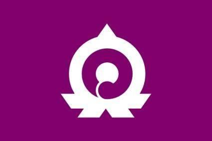 Flag Of Okutama Tokyo clip art