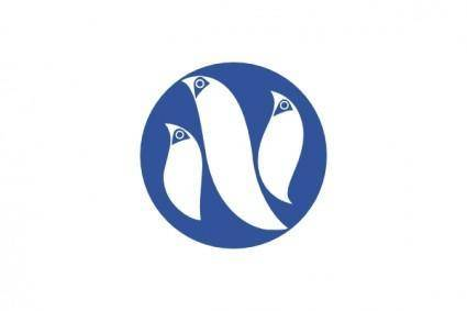 Flag Of Ogasawara Tokyo clip art