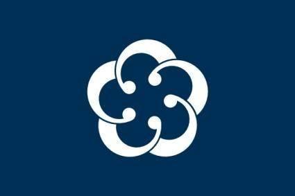 free vector Flag Of Odawara Kanagawa clip art