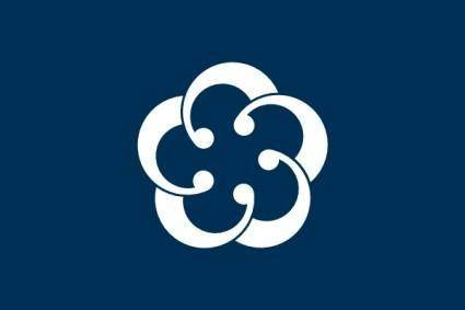 Flag Of Odawara Kanagawa clip art