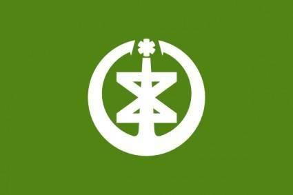 free vector Flag Of Niigata Niigata clip art