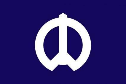 free vector Flag Of Nakano clip art