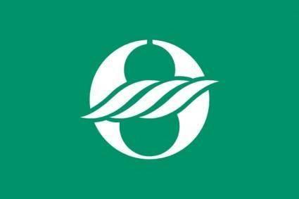 free vector Flag Of Nagahama Shiga Variant clip art
