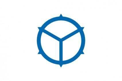 free vector Flag Of Matsue Shimane clip art