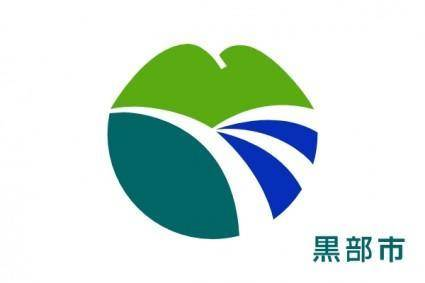 Flag Of Kurobe Toyama clip art