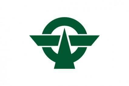 Flag Of Kodaira Tokyo clip art