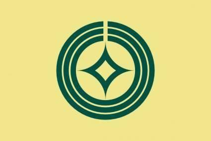 Flag Of Kawaguchi Saitama clip art
