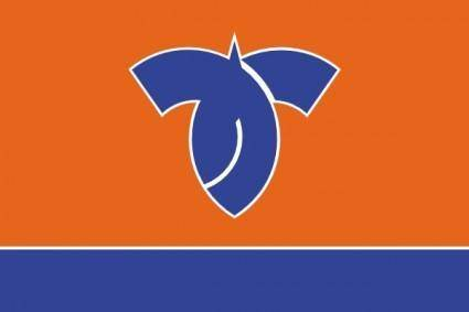 Flag Of Karuizawa Nagano clip art