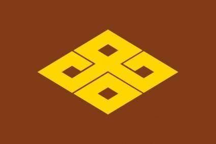 Flag Of Kakamigahara Gifu clip art