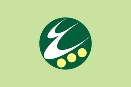 Flag Of Itoigawa Niigata clip art
