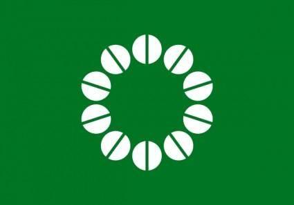 Flag Of Ito Shizuoka clip art