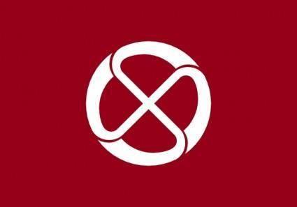 free vector Flag Of Iida Nagano clip art