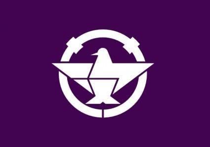 free vector Flag Of Ibaraki Osaka clip art
