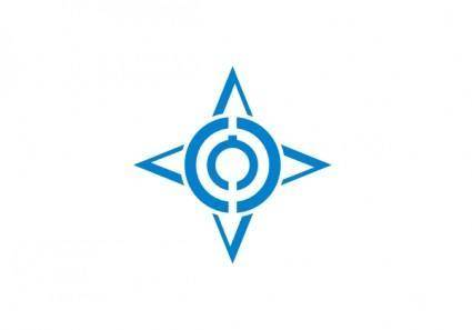 Flag Of Hofu Yamaguchi clip art