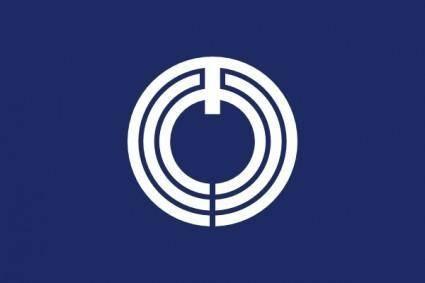 free vector Flag Of Hiratsuka Kanagawa clip art