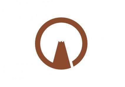 Flag Of Gotenba Shizuoka clip art