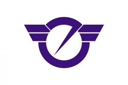 Flag Of Fujisawa Kanagawa clip art
