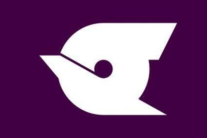 Flag Of Edogawa Tokyo clip art