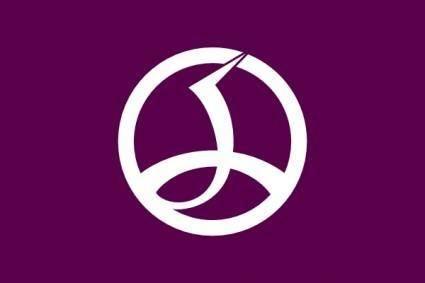 Flag Of Chiyoda Tokyo clip art