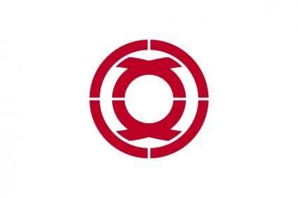 Flag Of Chichibu Saitama clip art