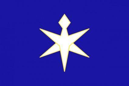 free vector Flag Of Chiba clip art