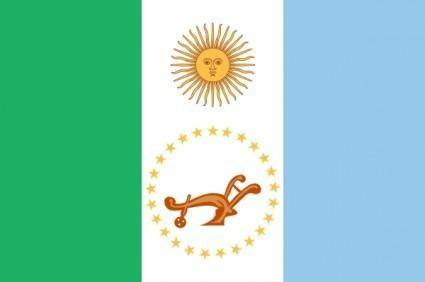 free vector Flag Of Chaco Province In Argentina clip art