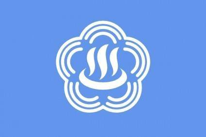 Flag Of Atami Shizuoka clip art