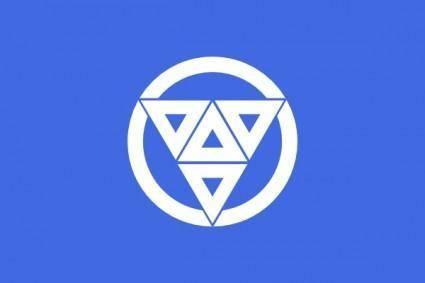 Flag Of Aogashima Tokyo clip art