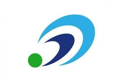 Flag Of Amakusa Kumamoto clip art