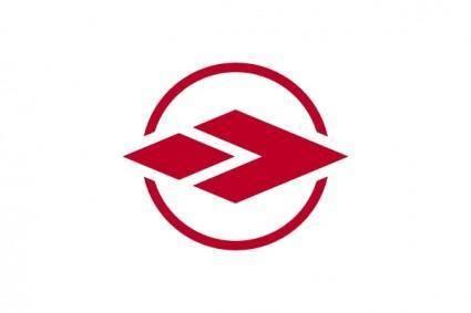 Flag Of Ageo Saitama clip art