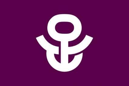 Flag Of Adachi Tokyo clip art