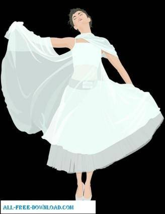 Free fashion vector 470