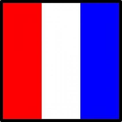 free vector Signal Flag Tango clip art