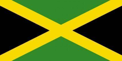 Shoeshinecs Jamaican Flag clip art