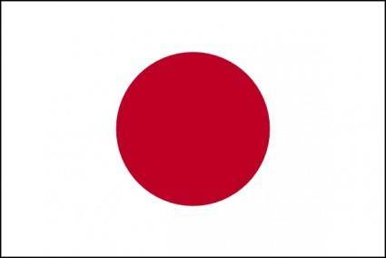 free vector Jp Draws Japanese Flag clip art