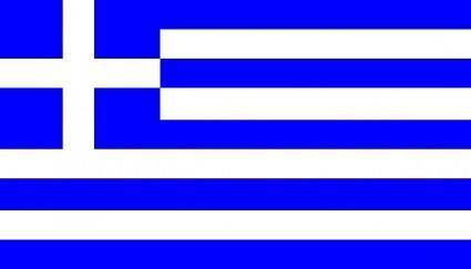 free vector National Flag Of Greece clip art