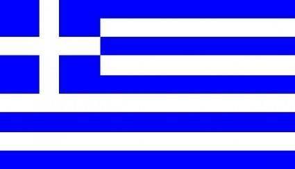 free vector National Flag Of Greece clip art