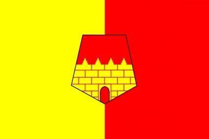 Oujda_flag clip art