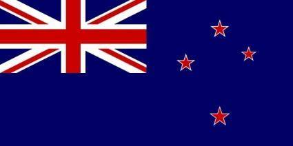 free vector New Zealand clip art