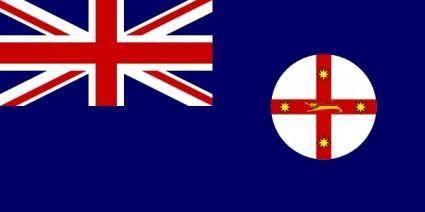 AustraliaNew South Wales clip art