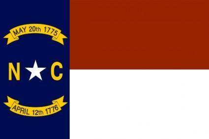 free vector United StatesNorth Carolina clip art
