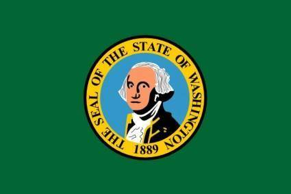 Usa Washington clip art
