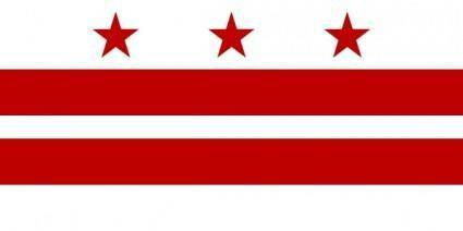 free vector United StatesDistrict Of Columbia clip art