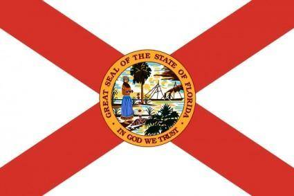 Usa Florida clip art
